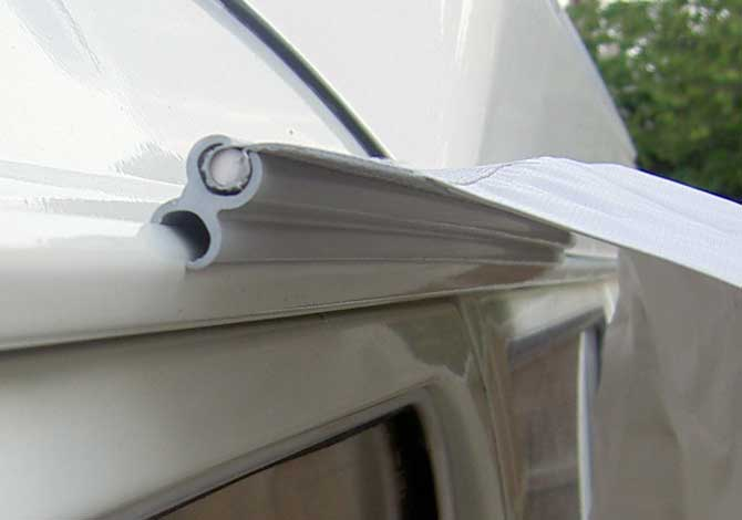 Attaching Awning To J Rail Vw T4 Forum Vw T5 Forum